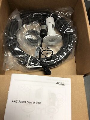AXIS COMMUNICATIONS F1004-SENSOR-UNIT Brand New.