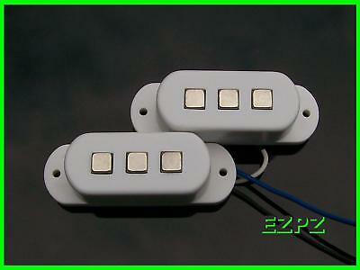 Split Coil Pickup, Teisco SP-5 type Great for Cigarbox guitars EZPZ GUITAR PARTS