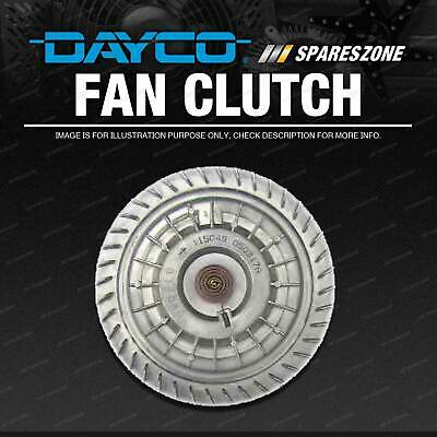 Dayco Fan Clutch For Chrysler Valiant Regal Valiant AP6 VE VF VG VH VJ VK CL CM