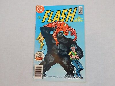 The Flash #330 DC 1984 VG