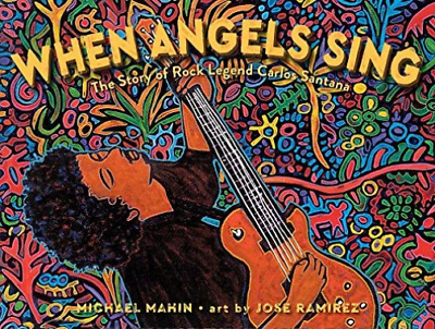Mahin Michael/ Ramirez Jose...-When Angels Sing BOOK NEW