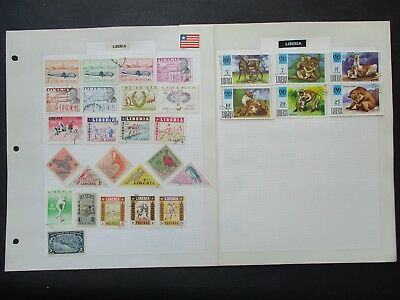 ESTATE: Liberia Collection on Pages - Must Have!! (6355)