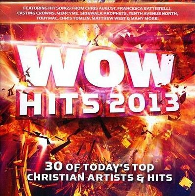WOW Hits 2013: 30 of Today's Top Christian Artists & Hits by Various Artists NEW