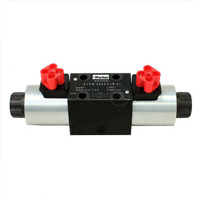 H● PARKER D1VW004CNJW91 Hydraulic Directional Control Valve