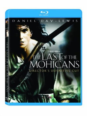 DAY-LEWIS,DANIEL-LAST OF THE MOHICANS Blu-Ray NEW
