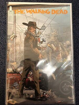 The Walking Dead 15th Anniversary Issue  # 1  Variant cover  NM+ CGC/CBCS It!