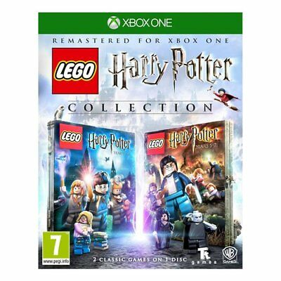 Videogioco Xbox One LEGO Harry Potter Collection Remastered 7+ 1000729488 Warner