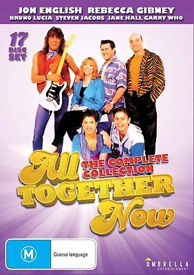 All Together Now - Complete Series DVD [New/Sealed] Season 1-4