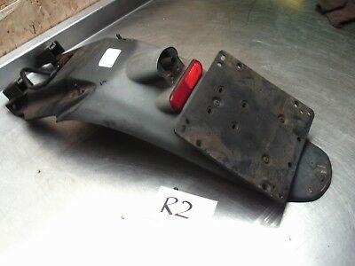 2005 Piaggio Liberty 125 Rear mudguard number plate holder fender *R2*