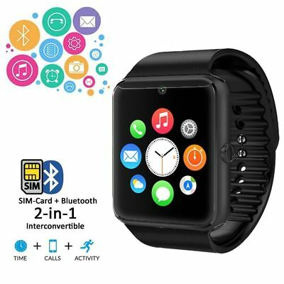Bluetooth Smart Watch SIM Card with camera for kids tracker kids phone watch