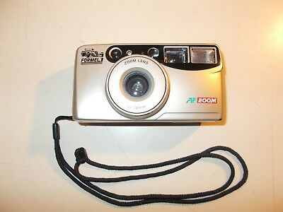 Compact Camera Formel 1, Af, Zoom, 35 - 70 mm, Carrying Strap, #K-61-3