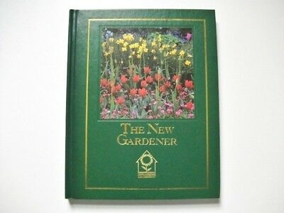The New Gardener Book - 1995 First Edition Hardcover - Never Read!!!