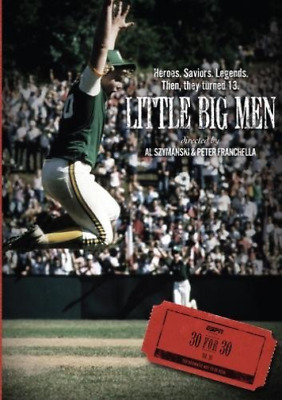 Espn Films 30 For 30:little Big Men Dvd New