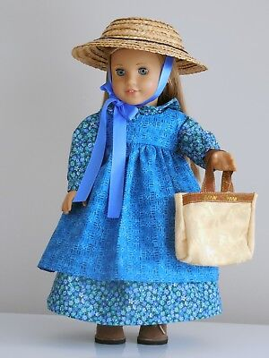 """Handmade, Anne Of Green Gables Outfit, 18"""" American Girl Doll Clothes"""