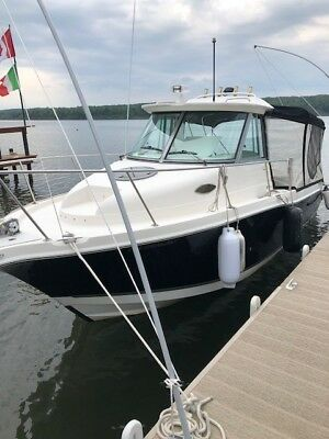 2008 Seaswirl Striper 2601