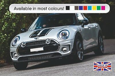 Mini Clubman Stripes - High Quality Vinyl Stripes for bonnet and boot