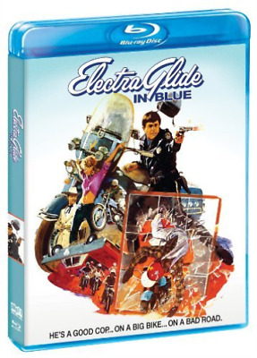 BLAKE,ROBERT-ELECTRA GLIDE IN BLUE / (WS) Blu-Ray NEW