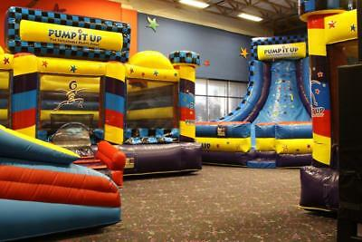 Pump It Up COUPON 20% Off Birthday Party Tempe Arizona Up to $100 Exp 1/31/19