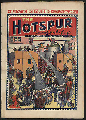 Hotspur #404, May 24Th 1941,  Exceptional Private Collection