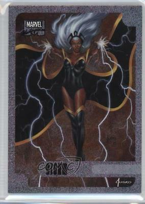 2016 Upper Deck Marvel Masterpieces Holofoil #7 Storm Non-Sports Card 0p3