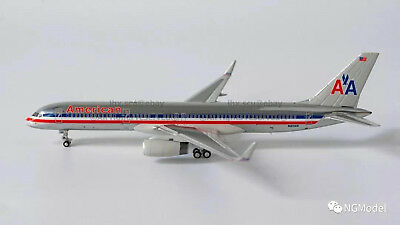 NG Model 1/400 American Airlines B757-200WL N189AN  *Polished*