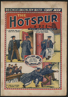 Hotspur #539, Apr 6Th 1946,  Exceptional Copy From A Private Collection