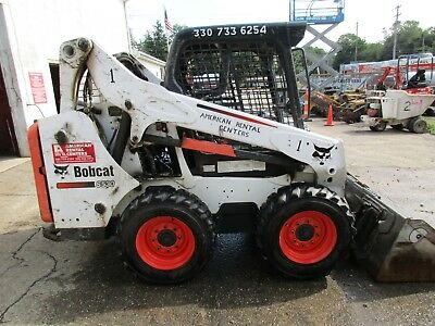 2013 Bobcat S530 ( We Bought It New July 2014)  650 Hrs.