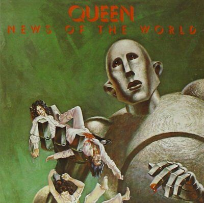 Queen News Of The World Cd Music New