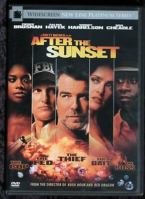 After the Sunset & The Mexican  ~ DVDs  Like New