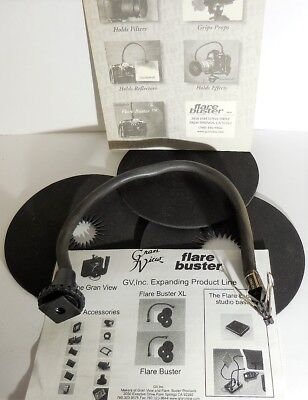 Flare Buster and Accessories.  FREE USA S/H