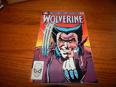 HUGE KEY Super High Grade Bronze Age Comic Wolverine # 1 NM-  Condition