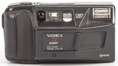 Yashica T3 super 2,8/35mm T* Carl Zeiss Tessar SHP55831