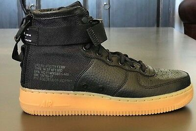 3697d75220dbc6 NEW Nike SPECIAL FORCES AIR FORCE 1 SF AF1 MID BOOTS SHOES WOMEN S Size 8.5   160