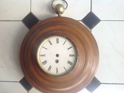 vintage. Wall Clock Case