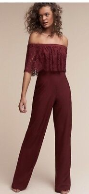 4830ea48a327 NEW BHLDN MILA Jumpsuit by Theia Size 2-4-6-8-10-14-16  280 -  94.50 ...