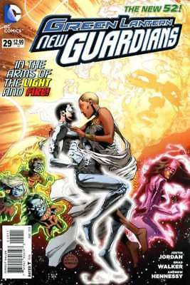 Green Lantern: New Guardians #29 in Near Mint + condition. DC comics