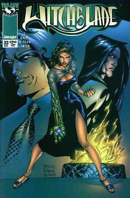 Witchblade (1995 series) #33 in Near Mint + condition. Image comics