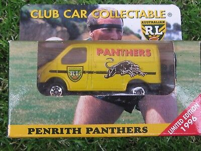 Penrith Panthers    1996  Ltd Edition  Car New In Box