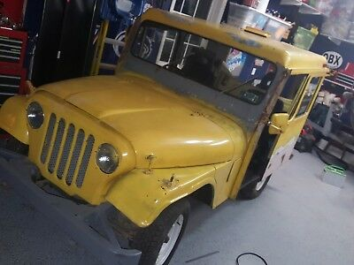 1983 Jeep Other  1983 AM General Mail Jeep