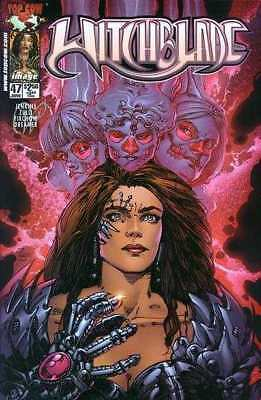 Witchblade (1995 series) #47 in Near Mint + condition. Image comics
