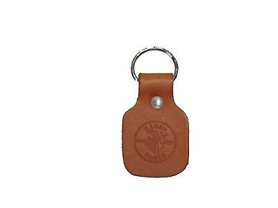 Klein Tools Leather Key Chain Fob (Retired)