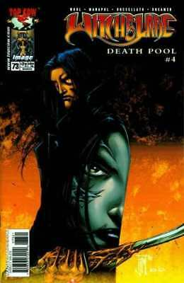 Witchblade (1995 series) #73 in Near Mint + condition. Image comics