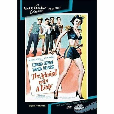The Admiral Was A Lady DVD NEW