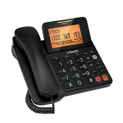 Vtech T1200 Corded Phone - CRD1200B *Clearance*