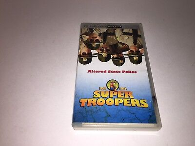 Super Troopers UMD PSP MOVIE SONY PLAYSTATION PORTABLE
