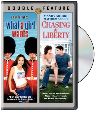 What A Girl Wants/Chasing L...-Mandy Moore/Matthew Goode DVD NEW