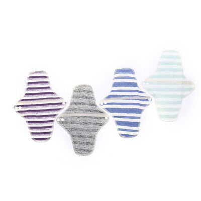 240mm Natural Cotton Reusable Sanitary Towel Pads Cloth Mama Menstrual Pad HC