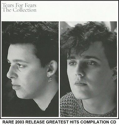 Tears For Fears - The Very Best Greatest Hits Collection - 80's Synth Pop CD