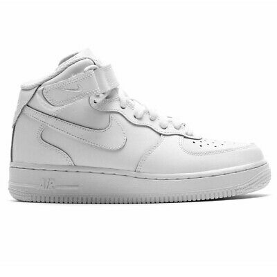 48aa1df30c NIKE AIR FORCE 1 Mid Scarpe Shoes Donna Ragazzo Sneakers 314195 113 ...