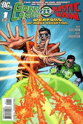 Green Lantern/Plastic Man: Weapons of Mass Deception #1 in NM cond. DC comics
